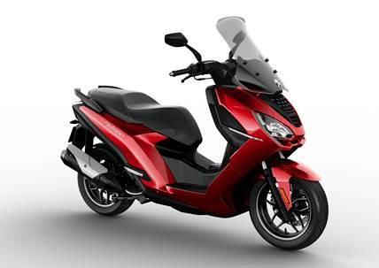 Pulsion Allure 125 cc Red Ultimate